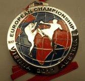 2011 European Championships, Vienna, Austria