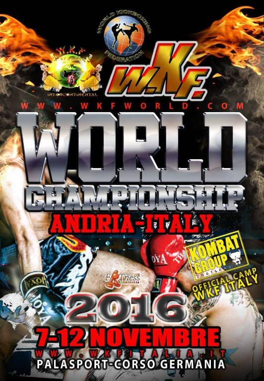 2016-11-07 World Championships Italy